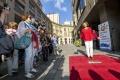 VIDEO: Na Filmovom chodníku slávy pribudlo meno Emílie Vášáryovej