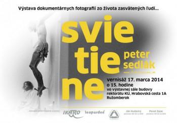 Peter Sedlák bude mať výstavu v Ružomberku