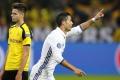 Real s Dortmundom po polčase nerozhodne, Juventus vedie v Záhrebe