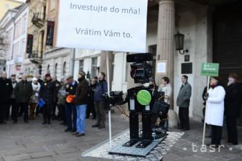 Rektori nesúhlasia s tým, aby SAV prišla o viac ako milión eur
