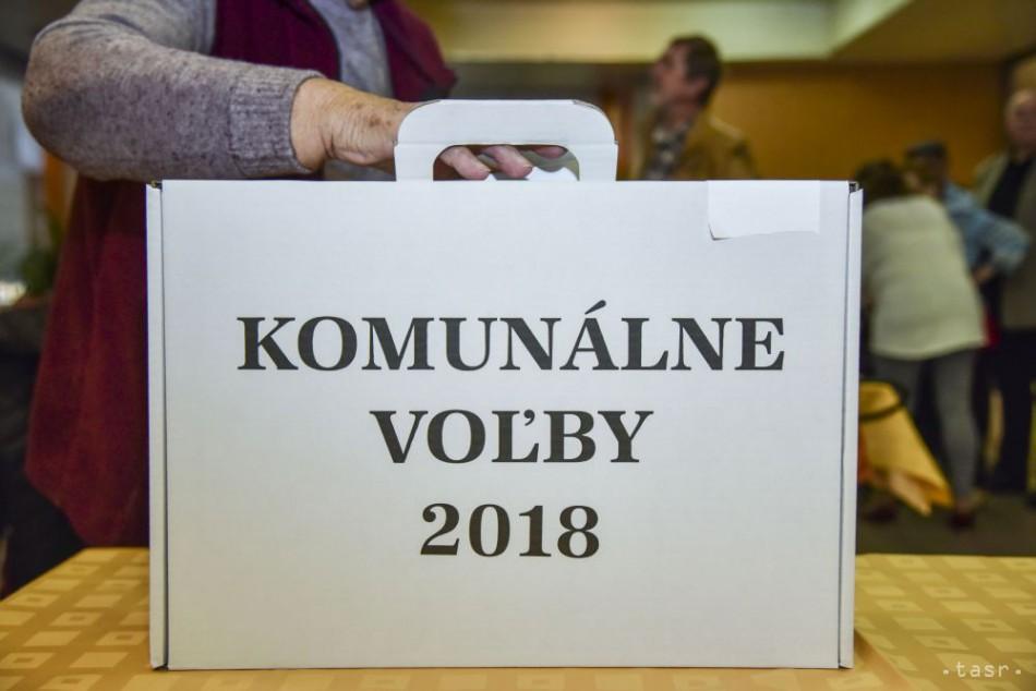8db260a64 Voľby v Leviciach boli pokojné, záujem o poslanecké kreslo klesol