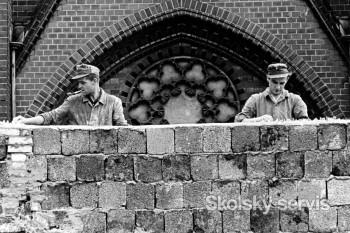 Chronológia medzníkov v histórii rozdelenia a znovuzjednotenia Nemecka