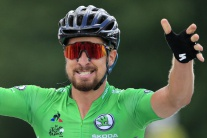 Nový rekord Petra Sagana na TdF