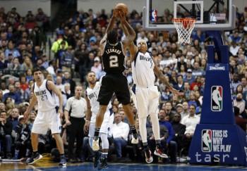 NBA: Spurs si poradili s Dallasom a zaknihovali tretiu výhru