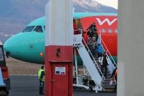 Prílet ukrajinských turistov do Tatier