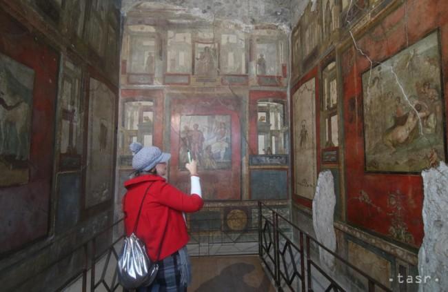 33720627b24 Pri vykopávkach v Pompejach našli päť kostier - Život - Webmagazin ...