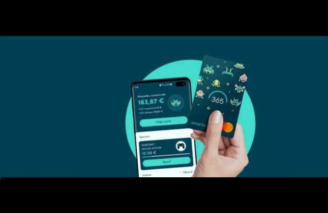 365.bank prináša ako prvá banka na trhu detskú mobilnú aplikáciu