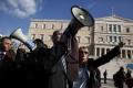 Štrajkujúci učitelia protestovali v hlavnom meste Argentíny