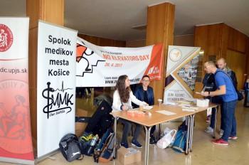 Uskutoční sa akcia študentov Lekárskej fakulty UPJŠ Hýb sa do schodov