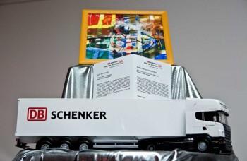 DB Schenker Logistics oslavuje 20. výročie pôsobenia na Slovensku