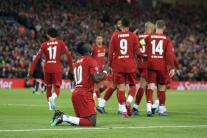 FC Liverpool - RB Salzburg