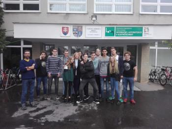 Aké to bolo prežiť so Slovákmi štyri týždne (projekt Erasmus+)