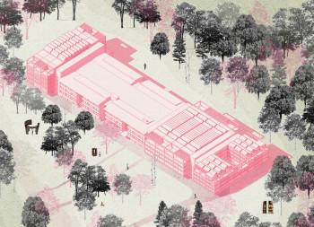 Ateliér SLLA zvíťazil v architektonickej súťaži Art Campus