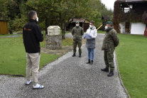 Vojaci na Orave pomáhajú v teréne