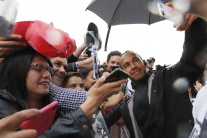 Jazdci F1 v Mexiku