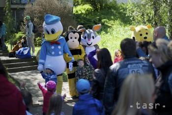 Košickú zoo zaplnia v nedeľu desiatky rozprávkových postavičiek