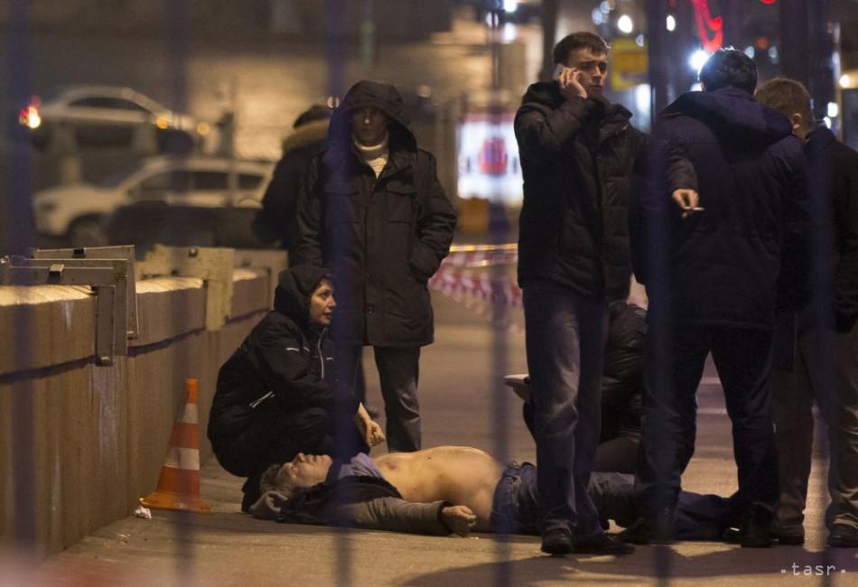 Vyšetrovanie vraždy Borisa Nemcova má údajne prvých podozrivých