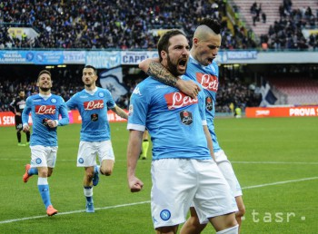 VIDEO: Stíhacia jazda pokračuje, Neapol aj Juventus vyhrali