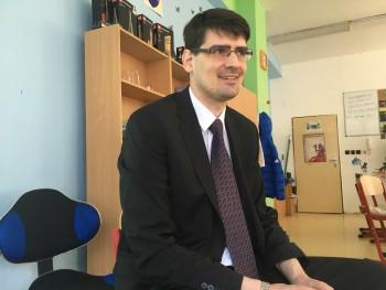 Peter Krajňák navštívi základné školy vokrese Svidník