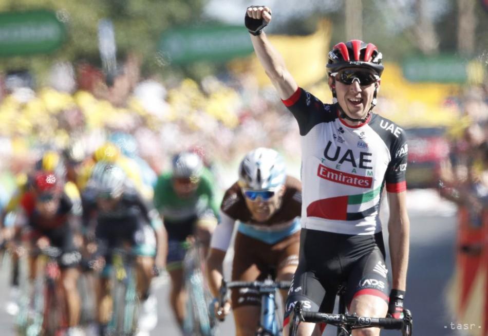 b7d0fc5aa445f TOUR DE FRANCE: D. Martin vyhral 6. etapu, Sagan na 8. mieste