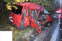 nehoda, donovaly, autonehoda, auto, kamión, zrážka