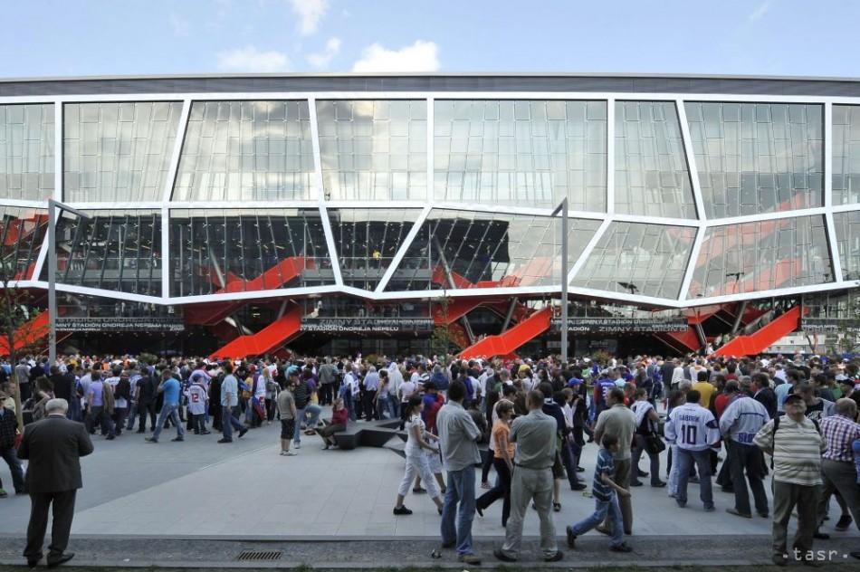 Bratislava prenajme SZĽH zimný štadión na hokejové majstrovstvá sveta