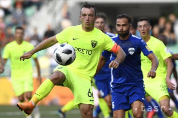 bc2318c885ffd Žilina v 2. kole Fortuna ligy porazila Nitru, víťazne aj Sereď