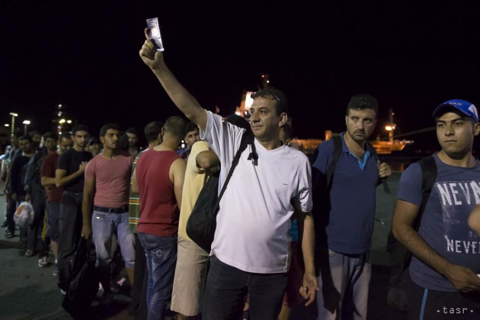 ČR prijme prvých migrantov z Turecka, pôjde o 80 Sýrčanov