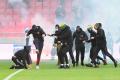 Únia ligových klubov skontumovala derby v Trnave v prospech hostí
