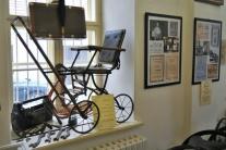Výstava historických bicyklov