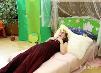 V Prievidzkej knižnici vytvorili rekord princezien na hrášku