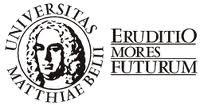Univerzita Mateja Bela oslavuje 20. výročie svojho založenia