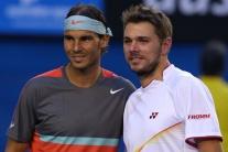 Finále mužskej dvojhry Nadal - Wawrinka