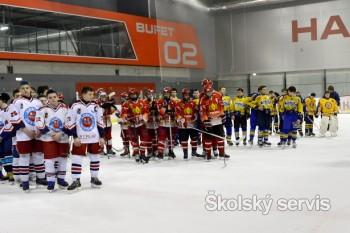 Turnaj hokejistov siedmakov z Ruska, Bielororuska, Nemecka, ČR a SR