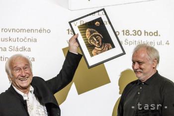 Martin Šulík nakrútil dokument o mímovi Milanovi Sládkovi