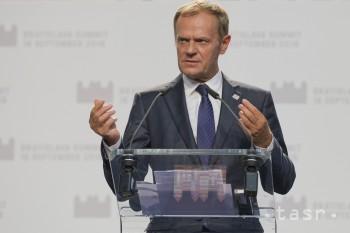 Tusk a Trudeau: Summit EÚ-Kanada je stále možný, treba nájsť riešenie