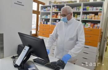 Pri návšteve lekární treba dbať na prevenciu šírenia ochorení
