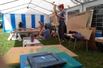 Umelecký tábor Letavy