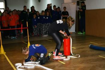 V Šuranoch súťažili mladí hasiči