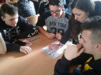 Dni finančnej gramotnosti na SZŠ – EK Nové Zámky