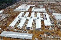 Výstavba nemocnice