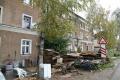 Stav vyhorenej bytovky na Bratislavskej ulici je alarmujúci
