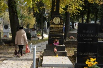 Pozor, aby vás na cintoríne neokradli