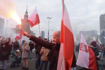 Oslavy 101. výročia nezávislosti Poľska