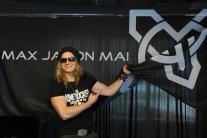 Spevák Max Jason Mai odlieta na Eurosong