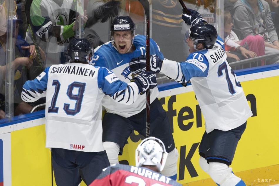 e0614a805e576 ONLINE: Fíni zdolali vo finále Kanadu a stali sa majstrami sveta