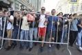 Polícia na Václavskom námestí zakročila proti odporcom hnutia SPD