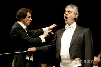 Slávny operný spevák Andrea Bocelli má 60 rokov