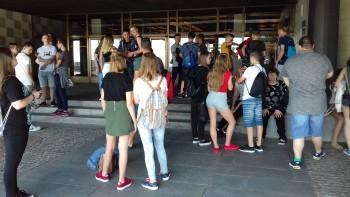 Exkurzia v Národnej rade Slovenskej republiky