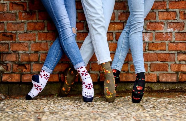Vo Fusakliach sme začali ponožkami